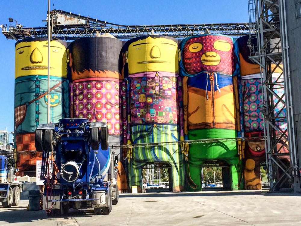 Os Gemeos Vancouver