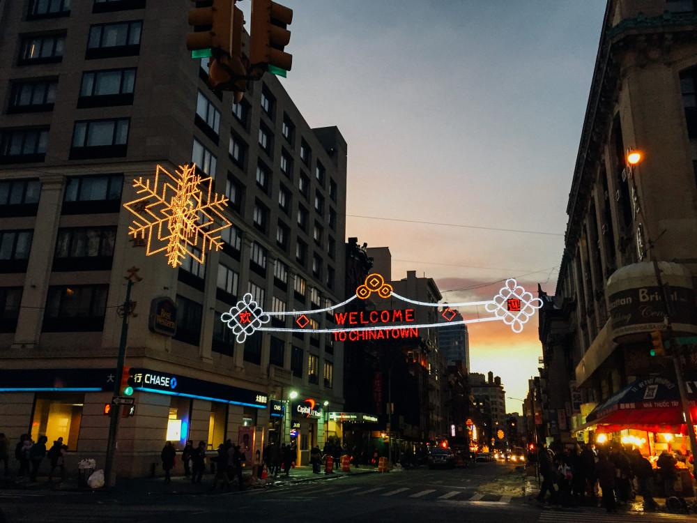 NYC Chinatown - New York Photos