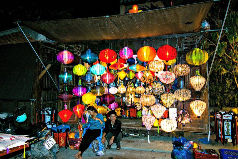 Hoi An Lanterns | www.rtwgirl.com