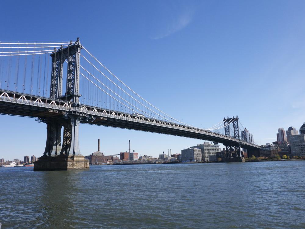Manhattan Bridge - New York Photos | www.rtwgirl.com