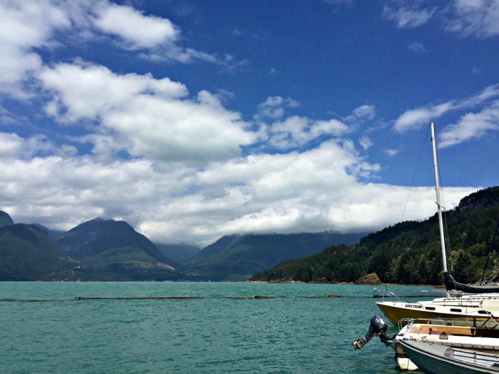 Britannia Beach - Squamish Day Trip| www.rtwgirl.com