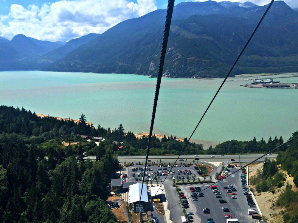 Sea To Sky Gondola Squamish | www.rtwgirl.com