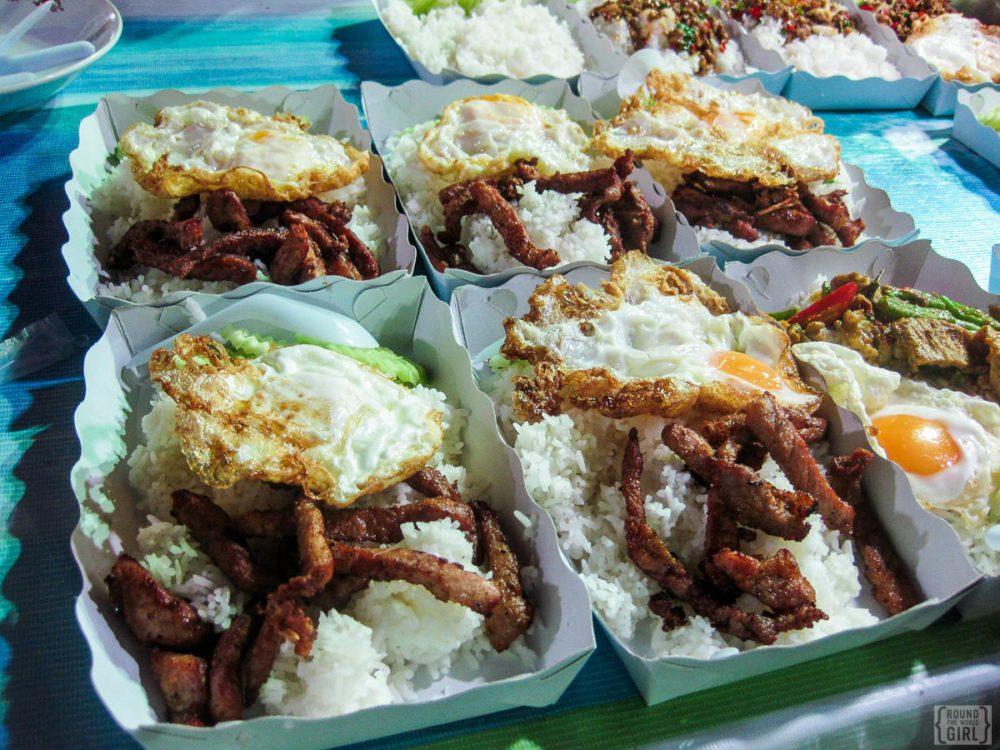 Thailand Photos - Krabi Night Market | www.rtwgirl.com