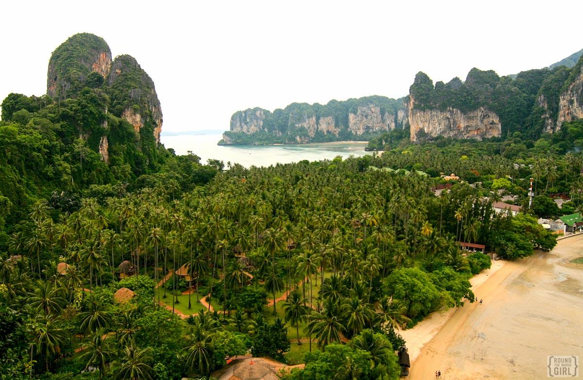 Thailand Photos - Railay| www.rtwgirl.com