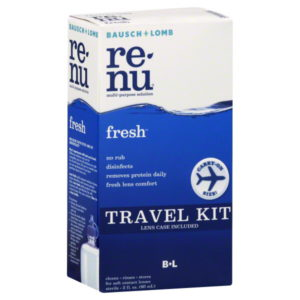 Travel Contact Solution - Carryon Packing List | www.rtwgirl.com