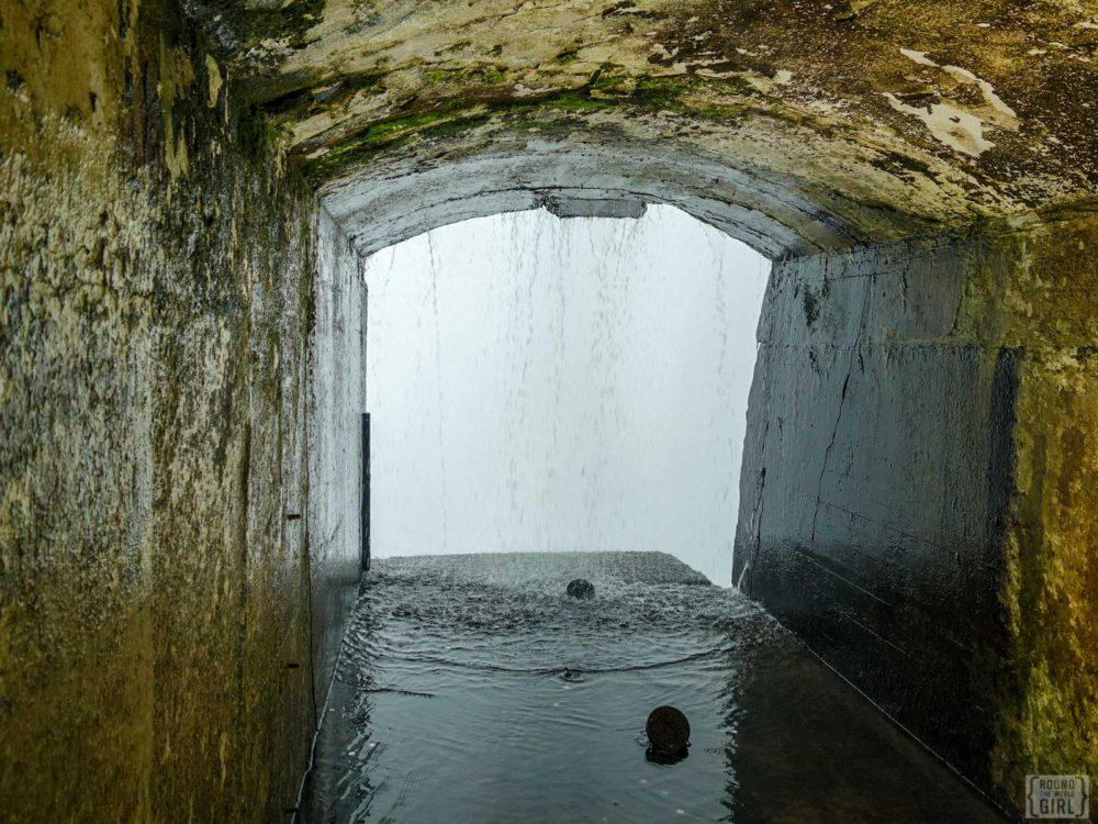 Niagara Falls - Journey Behind The Falls | www.rtwgirl.com