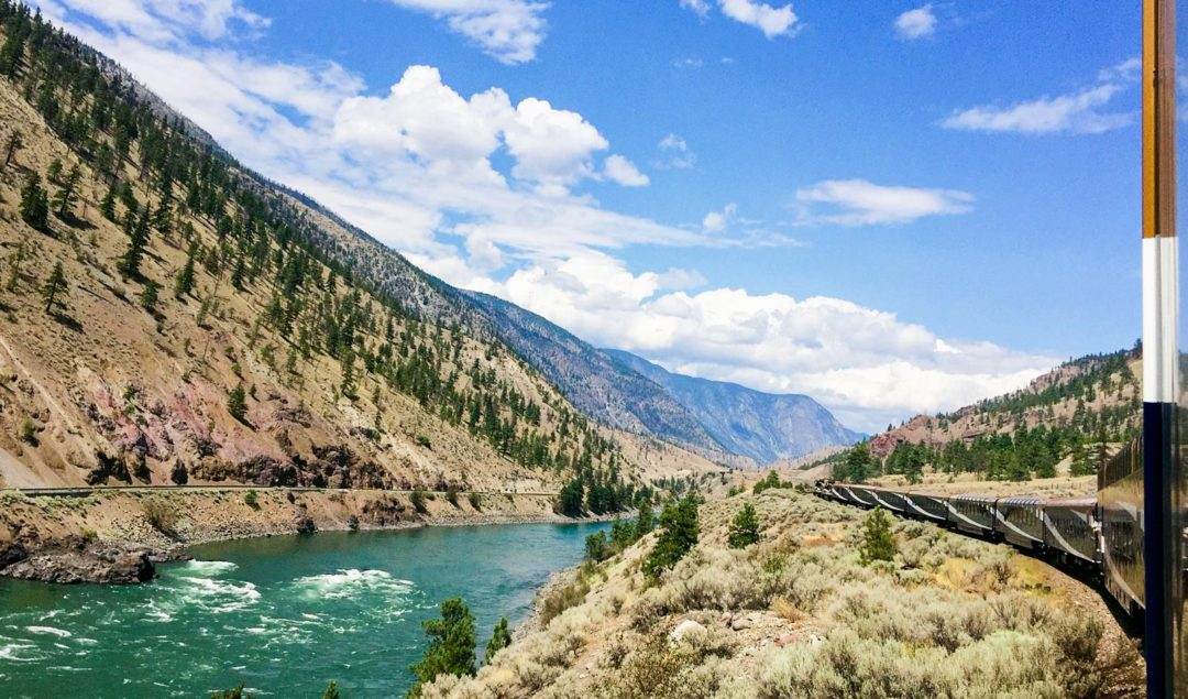 Rocky Mountaineer Train Journey In Canada | www.rtwgirl.com