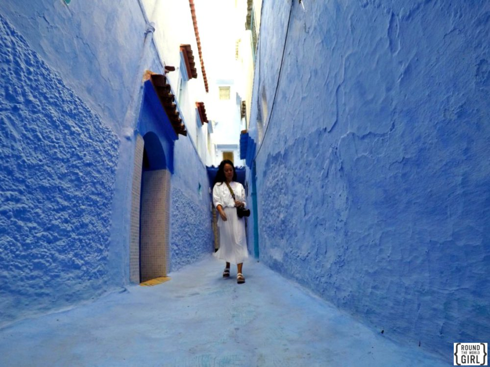 Chefchaouen Morocco | www.rtwgirl.com