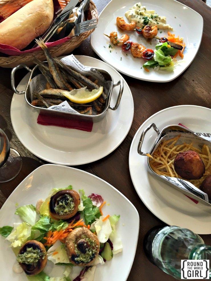 Seville Food | www.rtwgirl.com