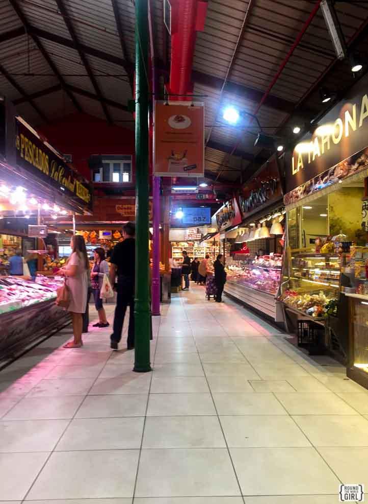 Mercado De La Paz | www.rtwgirl.com