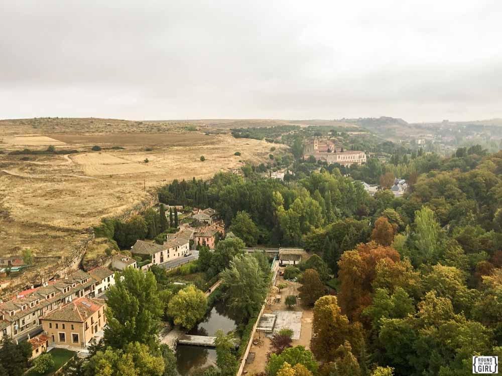 Segovia view | www.rtwgirl.com