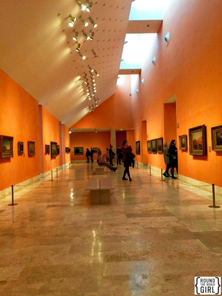 Museo Thyssen-Bornemizsa | www.rtwgirl.com