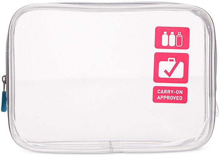 Long Haul Flight Essentials: Flight 001 Quart Bag | www.rtwgirl.com