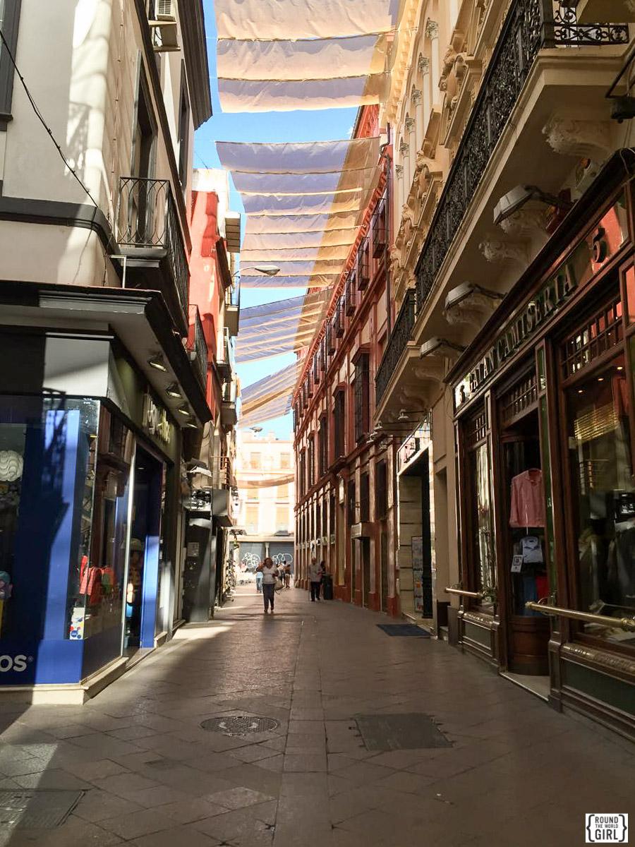 Seville Spain | www.rtwgirl.com