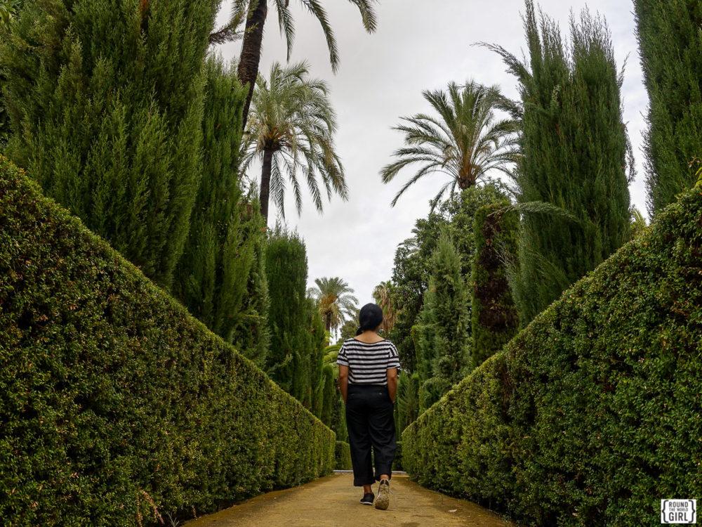 Alcazar of Seville | www.rtwgirl.com