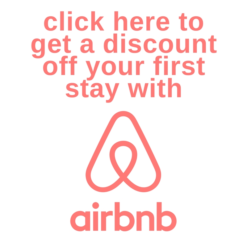 Get an Airbnb credit by using my link! | www.rtwgirl.com