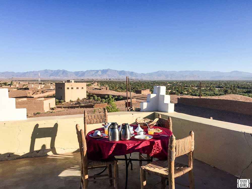 Chez Talout in Skoura, Morocco | www.rtwgirl.com