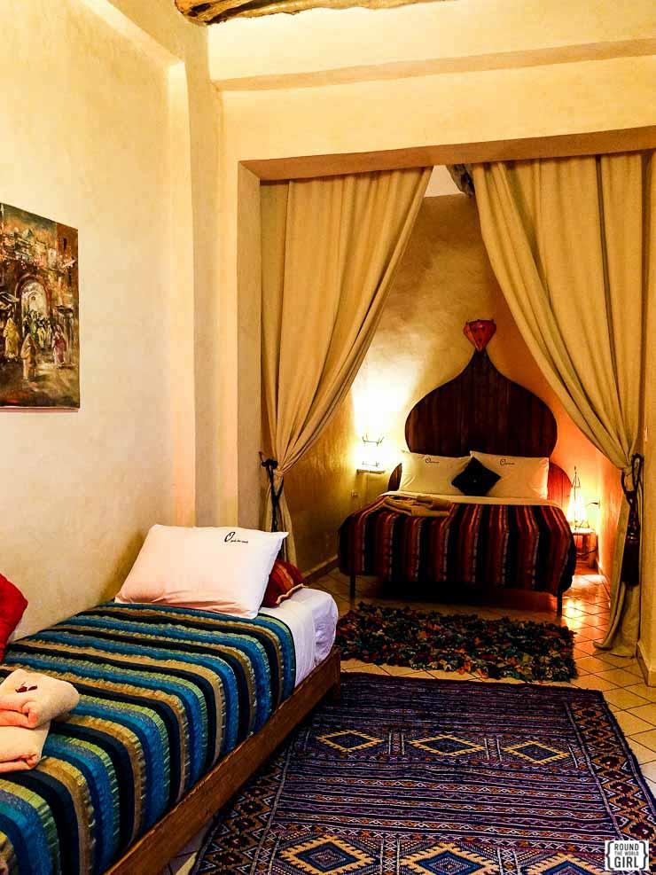 Essaouira riad | www.rtwgirl.com