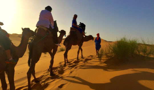 What To Pack For An Overnight In The Sahara Desert | www.rtwgirl.com