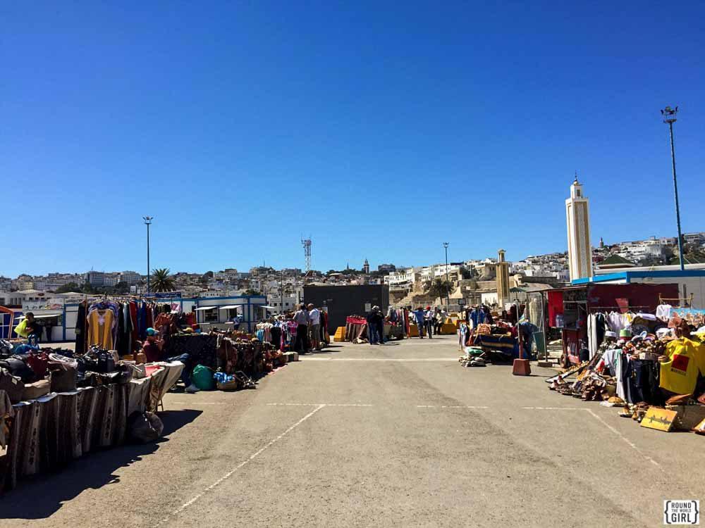 Tangier - Morocco Itinerary | www.rtwgirl.com
