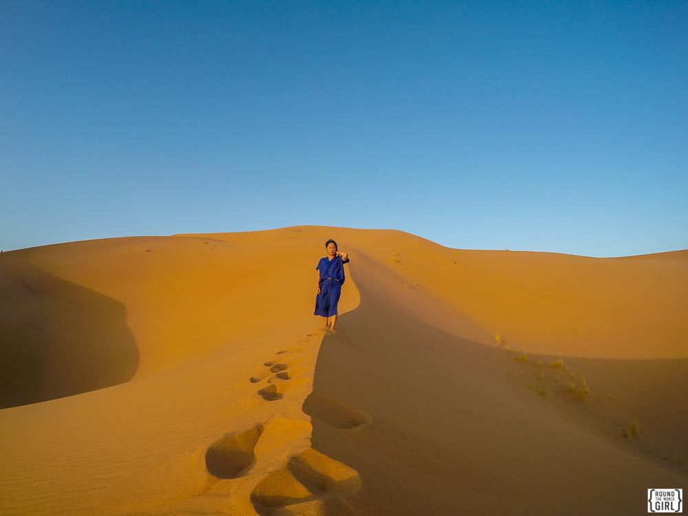 Sahara Desert Photos | www.rtwgirl.com