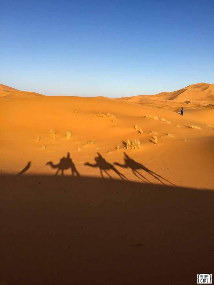Sahara Desert Morocco | www.rtwgirl.com