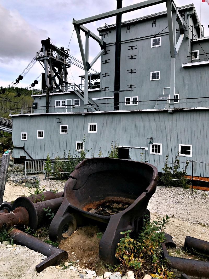 Dredge #4 Dawson Yukon | www.rtwgirl.com
