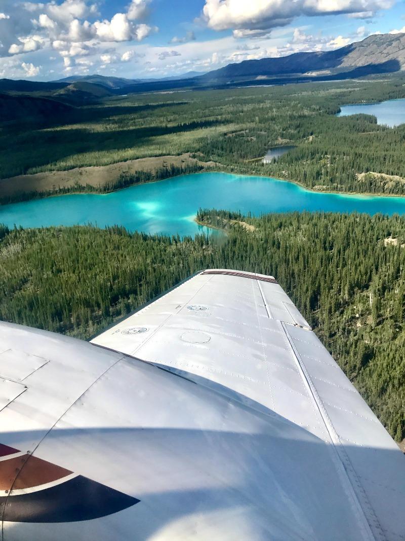 Flying To Fort Selkirk Yukon | www.rtwgirl.com