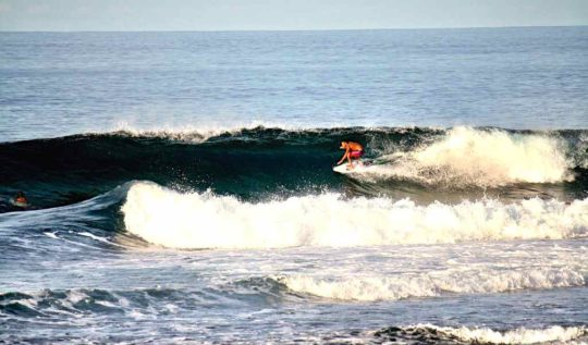 Cloud 9 Surfing Siargao Philippines | www.rtwgirl.com
