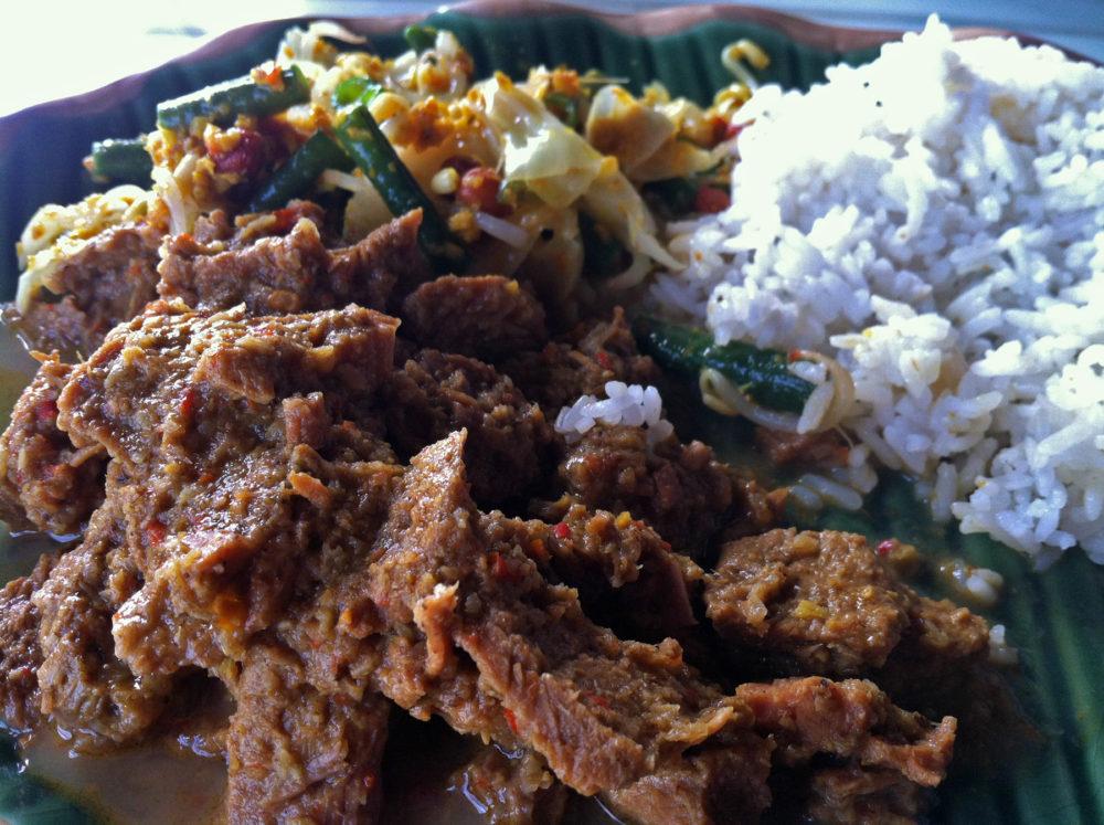 Beef Rendang - Bali Food   www.rtwgirl.com