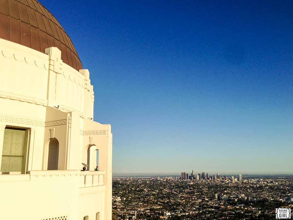Griffith Park Los Angeles | www.rtwgirl.com