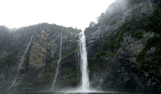Milford Sound - New Zealand's South Island | www.rtwgirl.com