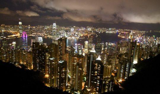 Hong Kong Victoria Peak View | www.rtwgirl.com