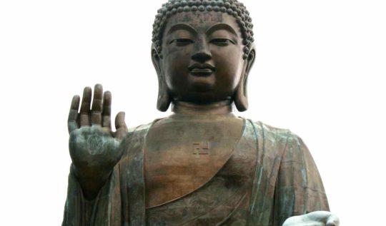 Tian Tan Buddha Lantau Island RTWgirl.com