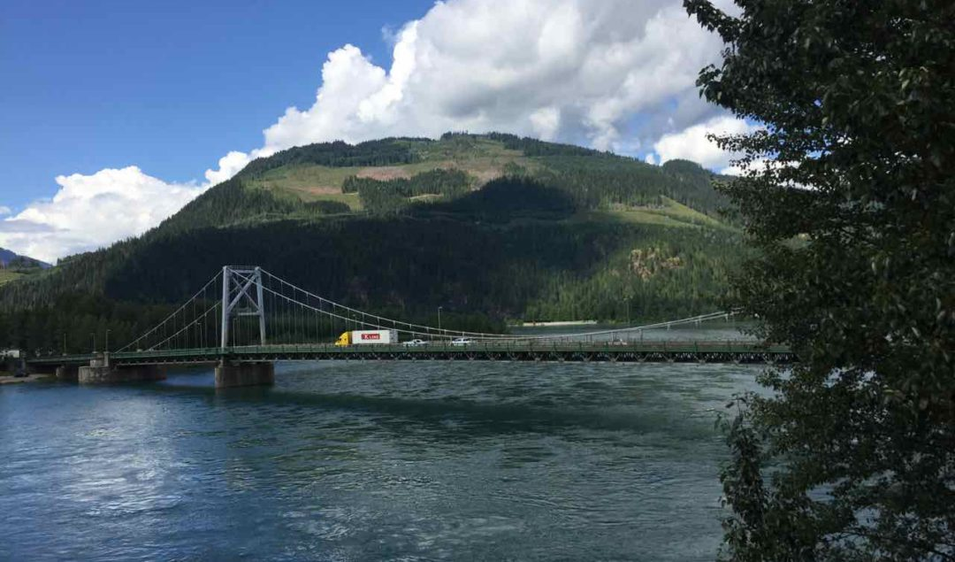 Revelstoke from the Rocky Mountaineer | www.rtwgirl.com