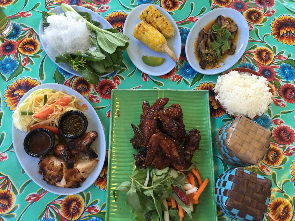 Pok Pok Portland food | www.rtwgirl.com