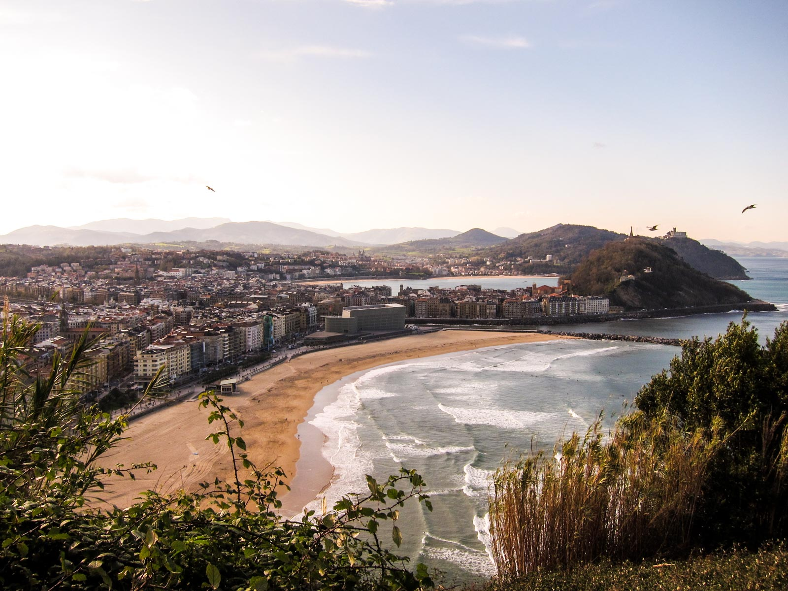 Donostia San Sebastian, Spain   www.rtwgirl.com