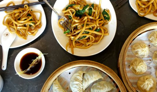 Din Tai Fung Los Angeles Restaurant Guide | www.rtwgirl.com