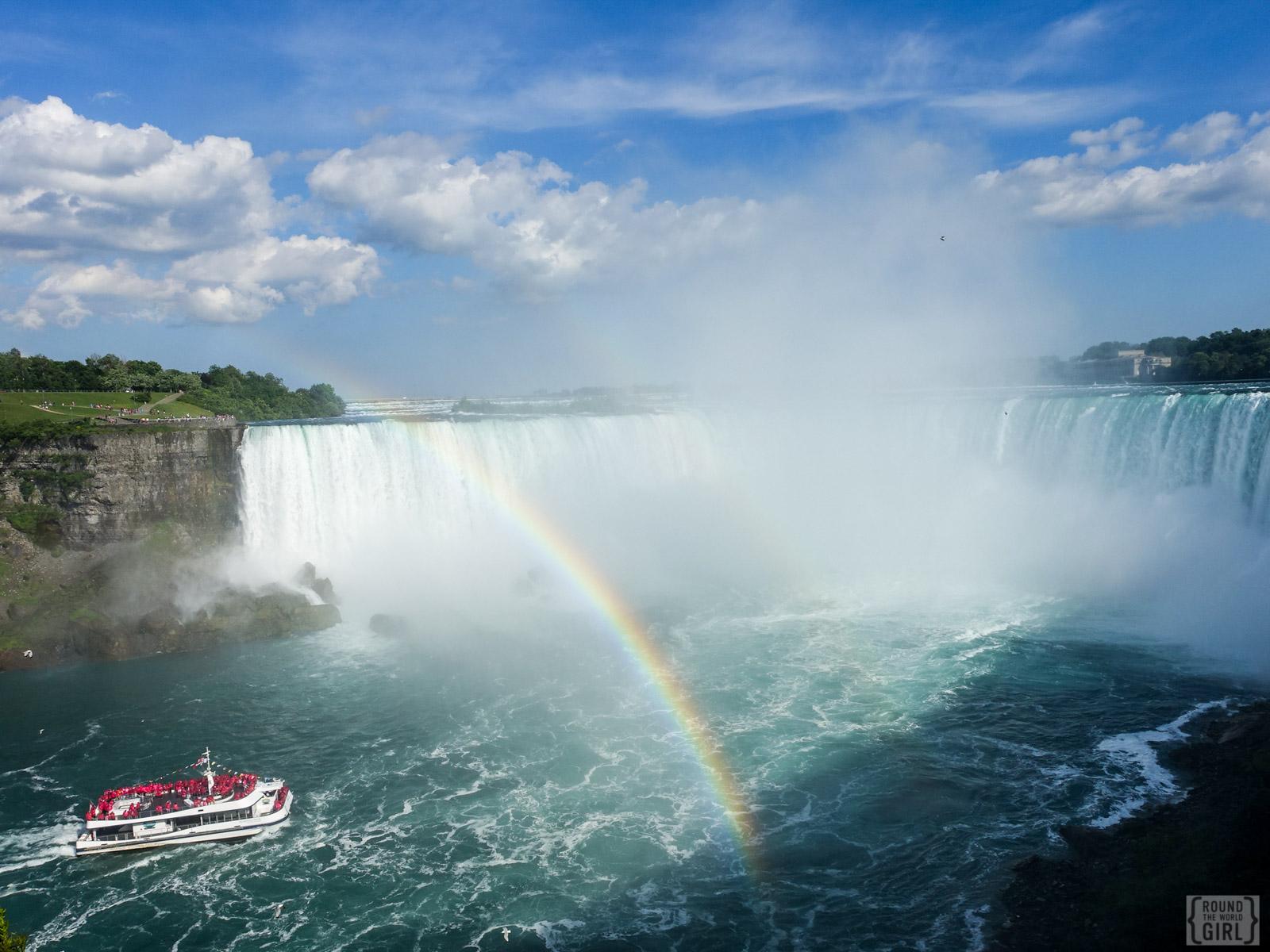Niagara Falls day trip   www.rtwgirl.com