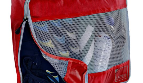 Lewis N Clark ElectroLight Packing Cubes | www.rtwgirl.com