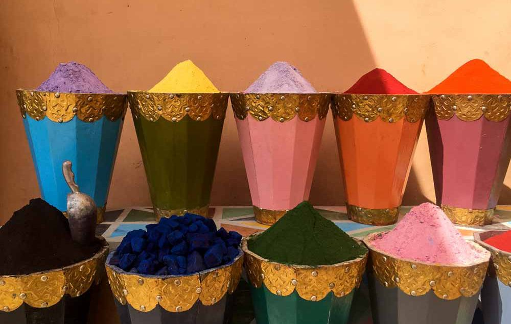 Shopping in Marrakech Medina | www.rtwgirl.com