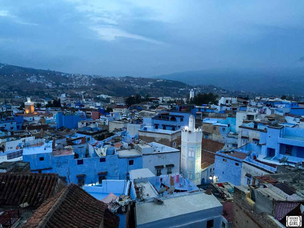 Chefchaouen Morocco | www.rtwgirl.com