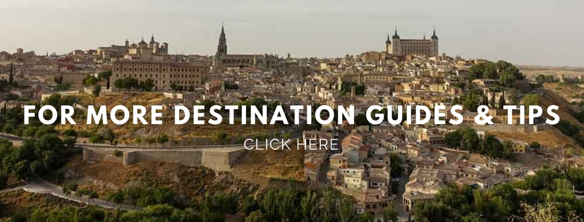 Destination Guides and Tips - www.rtwgirl.com