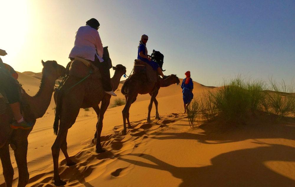What To Pack For An Overnight In The Sahara Desert | www.rtwgirl.com