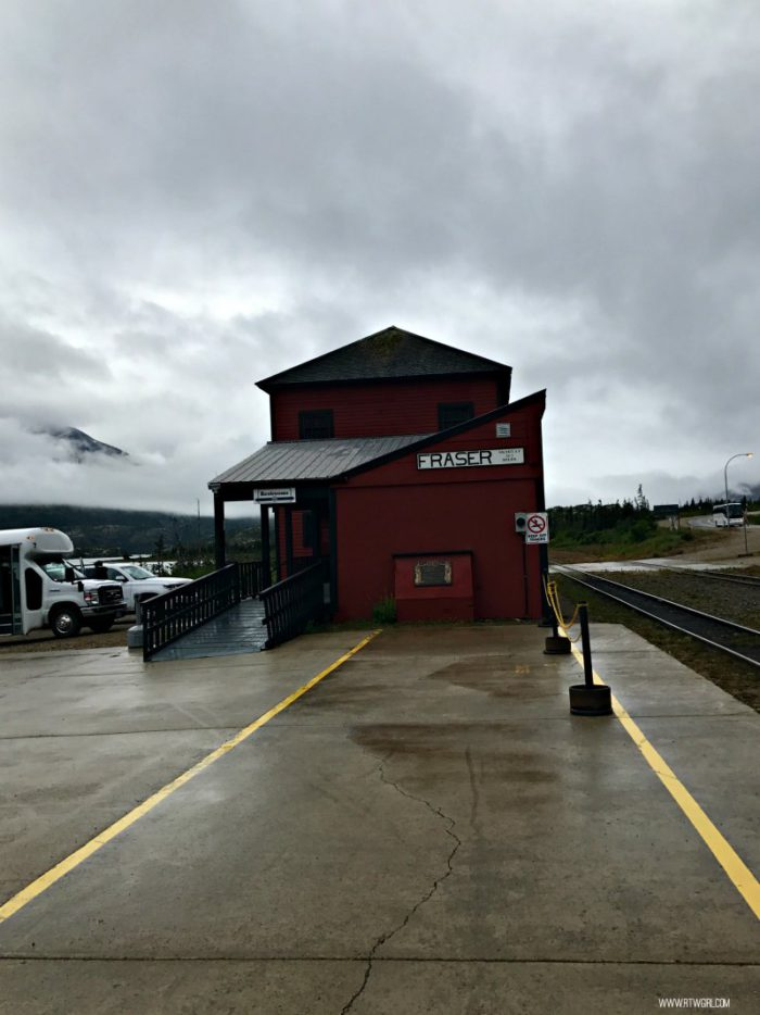 White Pass And Yukon Route Railway | www.rtwgirl.com