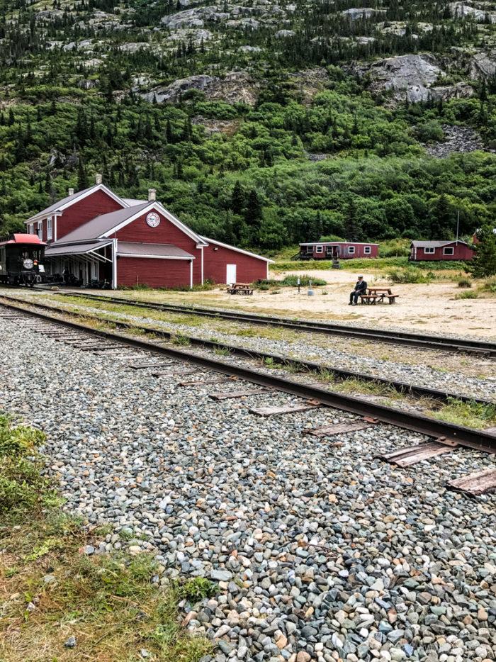 White Pass And Yukon Route Railway | http://www.rtwgirl.com