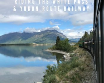 White Pass And Yukon Route Railway | via https://www.rtwgirl.com